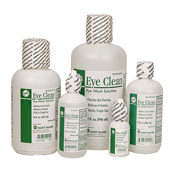 Eye Clean Bottles